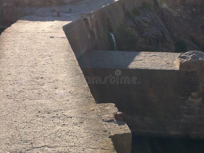 Остатки ванн Sutro, Сан-Франциско, 4 стоковое фото rf