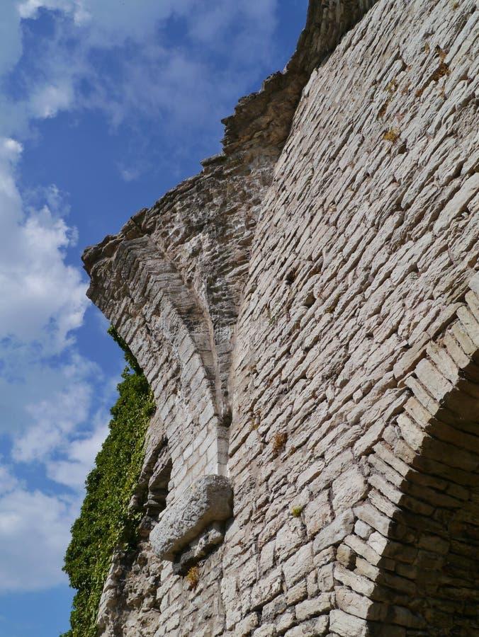 Остатки церков стоковая фотография rf
