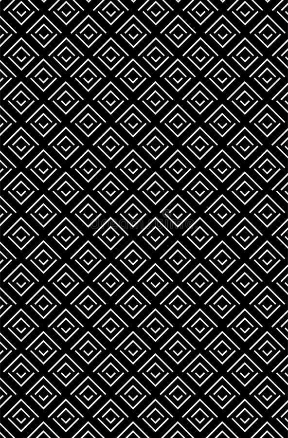 Острая картина текстуры косоугольника зигзага в ступенчатости иллюстрация штока
