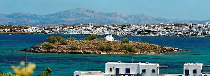 Острова Греции стоковые изображения rf