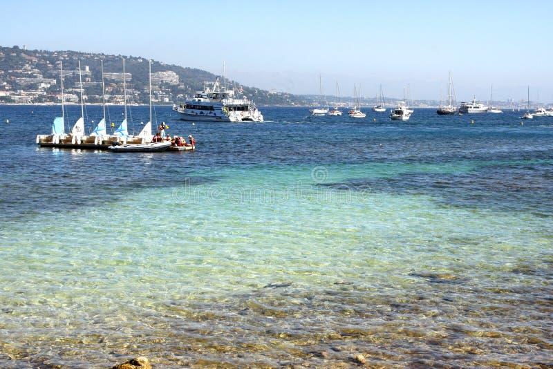Download Острова Франция Lérins редакционное стоковое фото. изображение насчитывающей острова - 81801683
