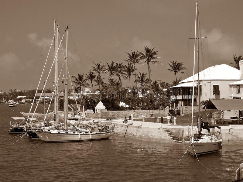 Остров Бермудских Островов стоковые фото