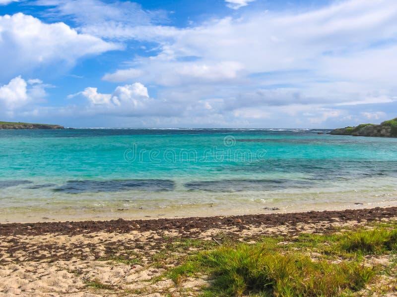 Остров Вест-Индия Гваделупы стоковые фотографии rf