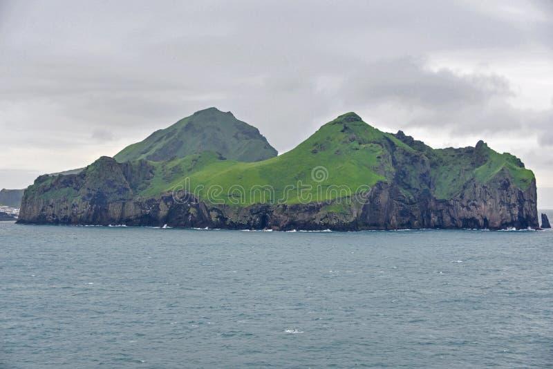 Остров зеленого цвета Чили стоковые изображения