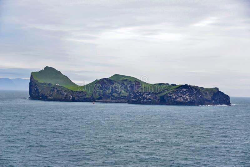 Остров зеленого цвета Чили стоковые фотографии rf