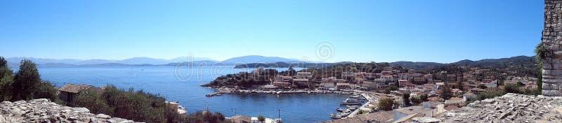 Остров Корфу стоковое фото rf
