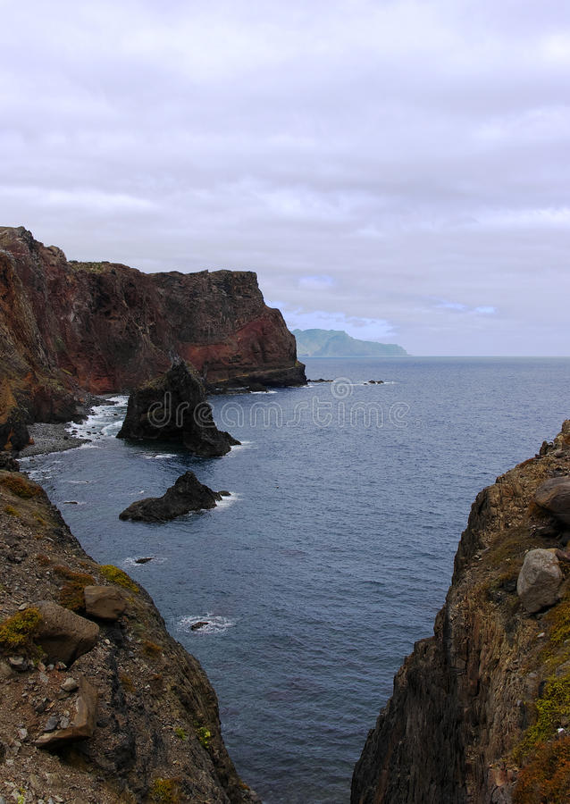 остров Мадейра цены стоковое фото rf