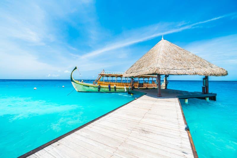 остров Мальдивы стоковое фото rf