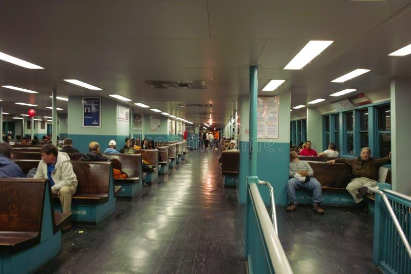 остров парома staten стоковое фото