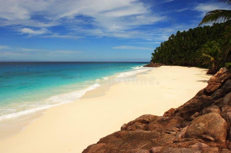 остров пляжа тропический стоковые изображения rf