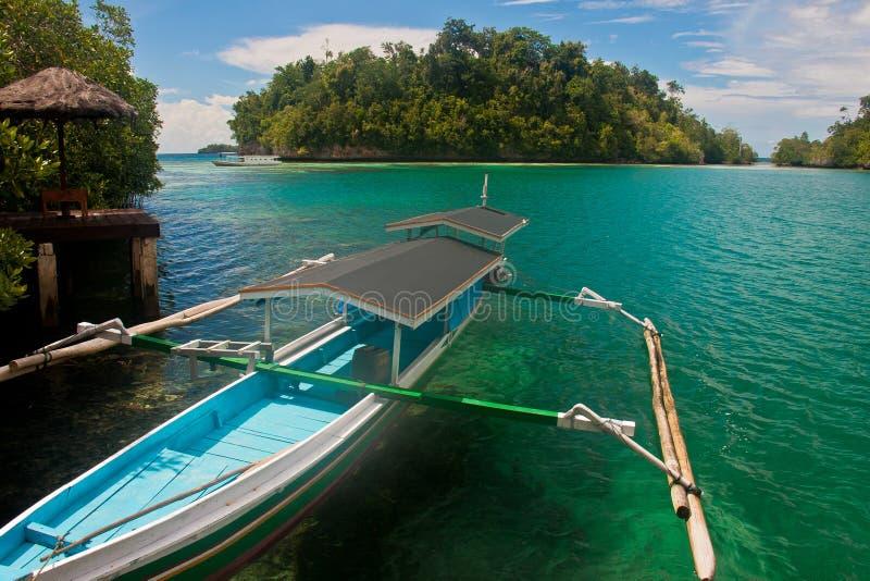 Остров рая стоковые изображения rf