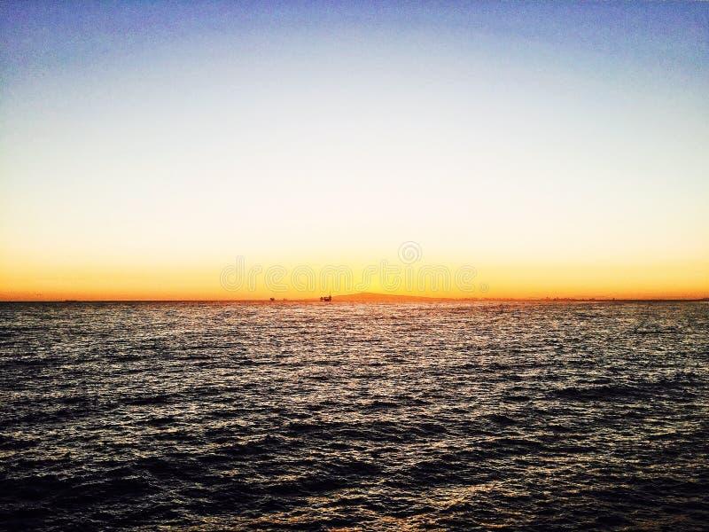 Остров Санты Каталины стоковое фото rf