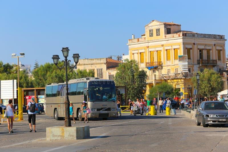 Остров Aegina - Греция стоковые изображения rf