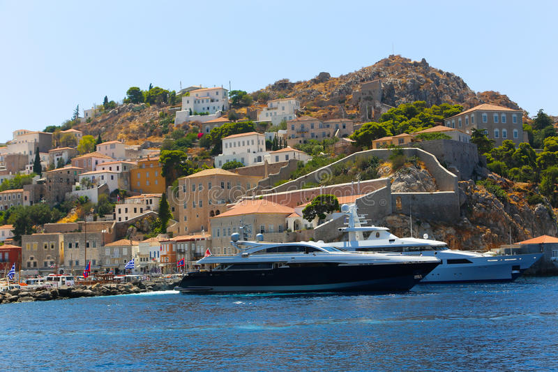Остров Aegina - Греция стоковая фотография
