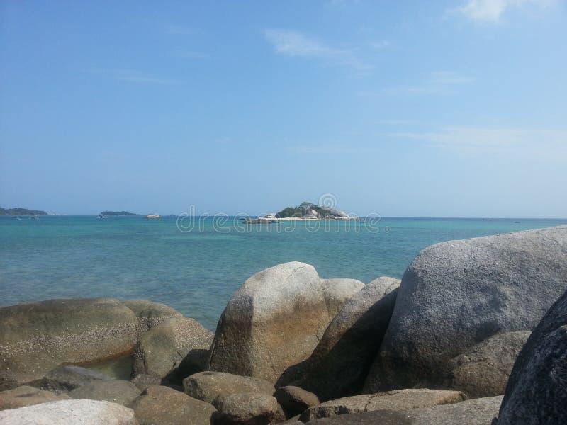 Остров Belirong стоковое фото