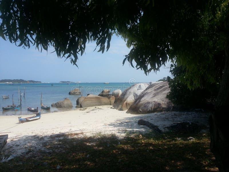 Остров Belitong стоковые фото