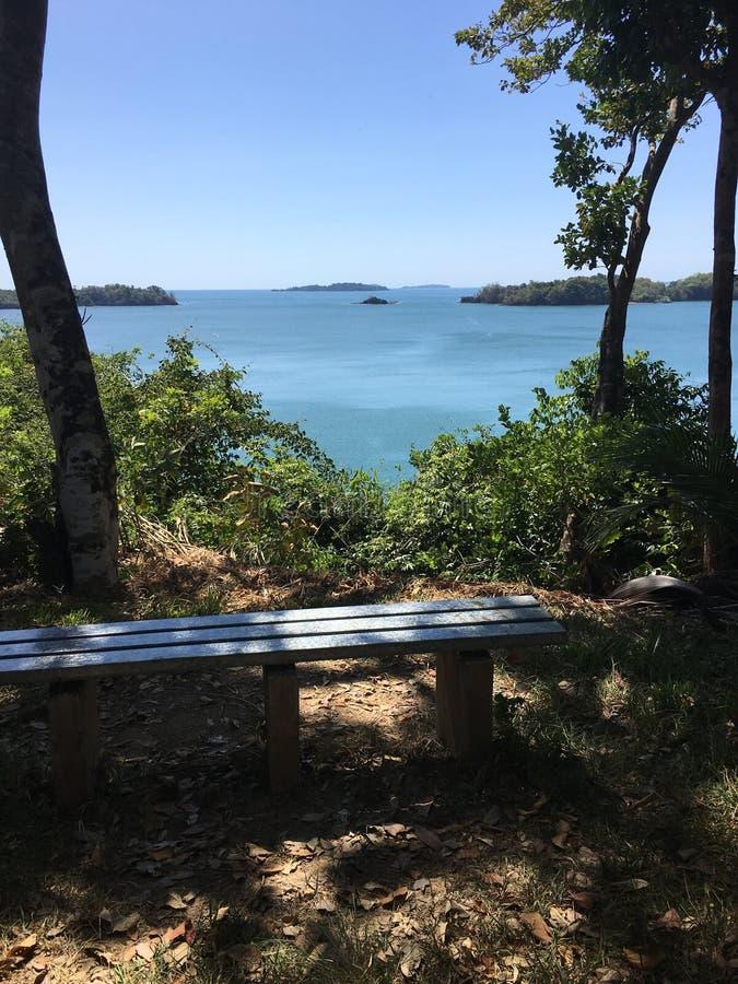Остров Boca Brava стоковая фотография