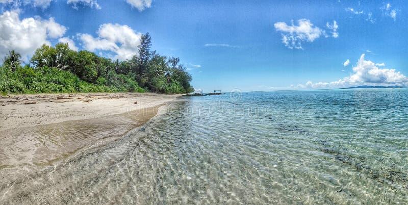 Остров Cagbalete стоковые фотографии rf