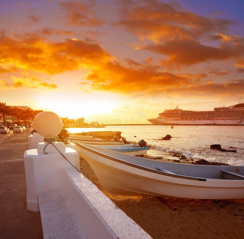 Остров Cozumel в Майя Ривьеры Мексики стоковое фото rf
