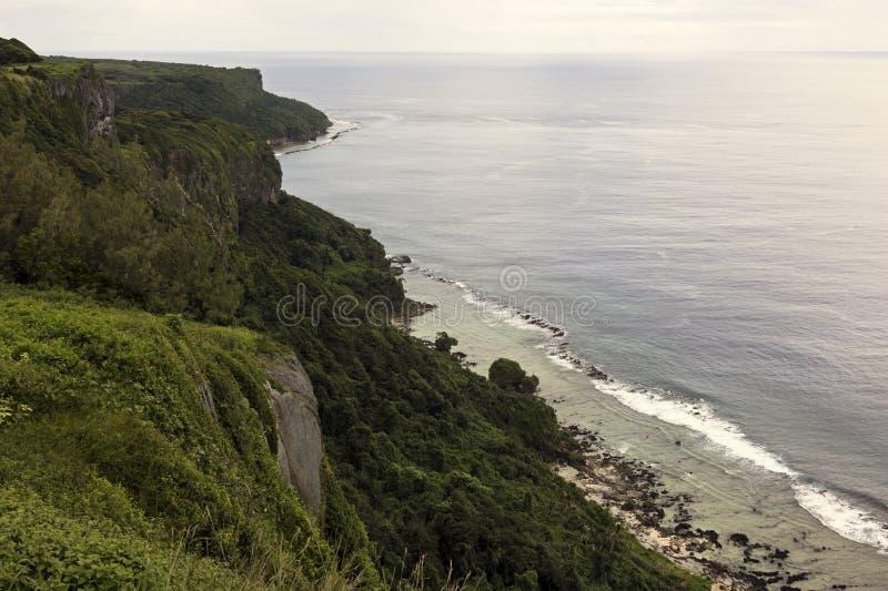 Остров Eua в Тонге стоковая фотография