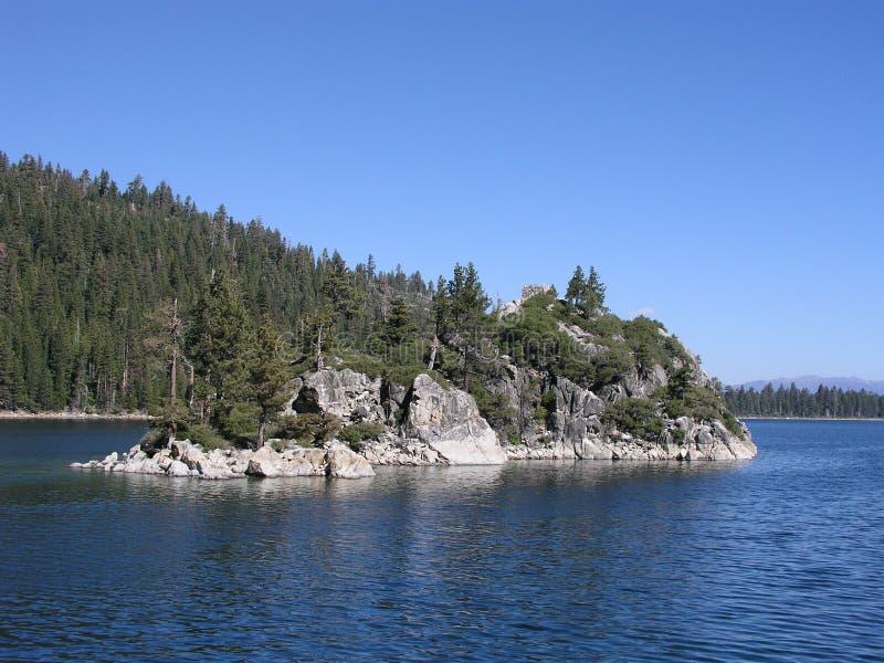 остров Fannette Стоковая Фотография