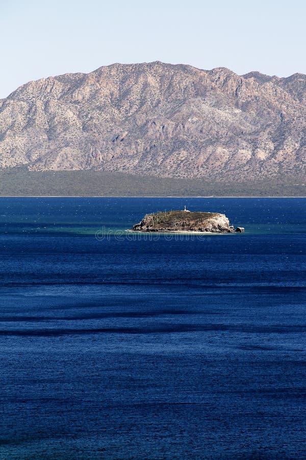 Остров i стоковая фотография rf