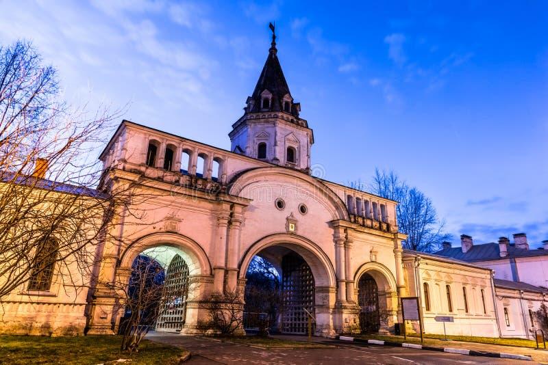 Остров Izmailovsky Парадные ворота стоковые изображения rf