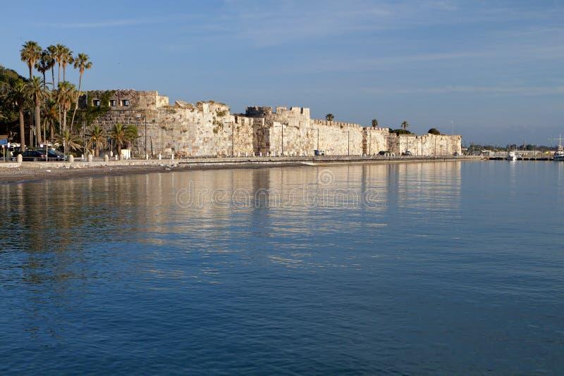 Остров Kos в Греции стоковые изображения