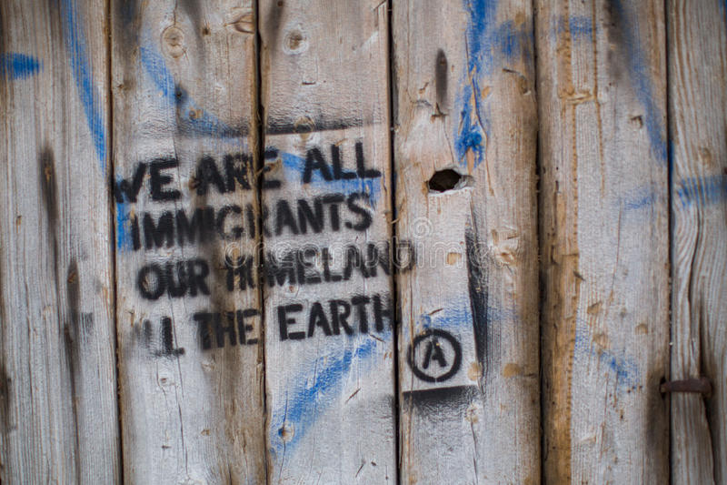 Остров Kos, Греция - европейский кризис беженца стоковое фото rf