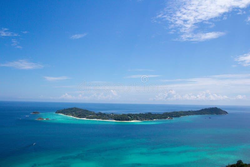 Остров Lipe стоковые фотографии rf