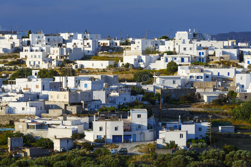 Остров Milos стоковое фото rf