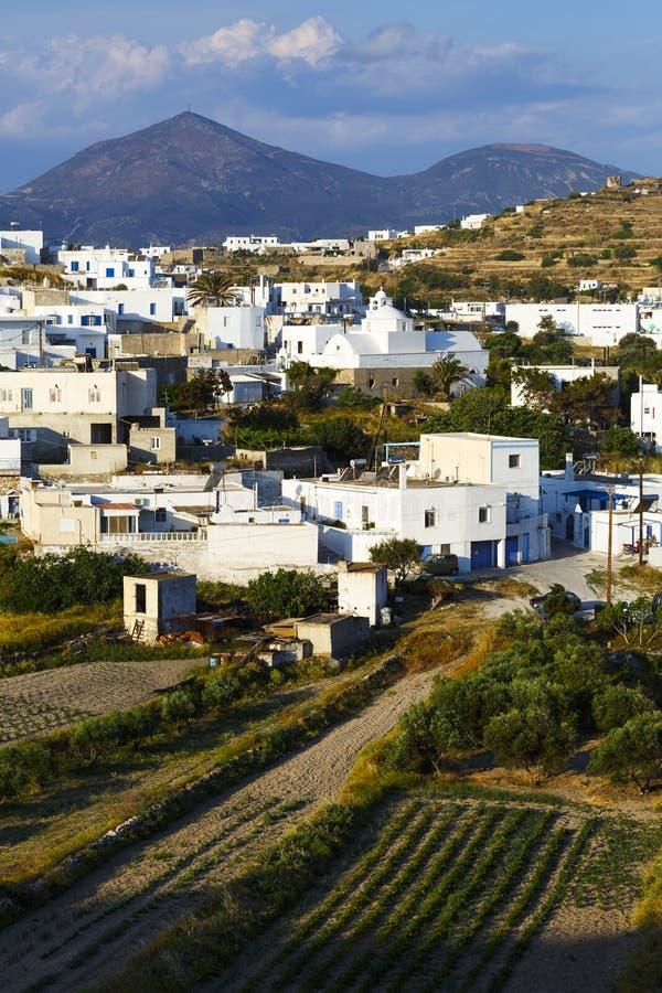 Остров Milos стоковая фотография rf