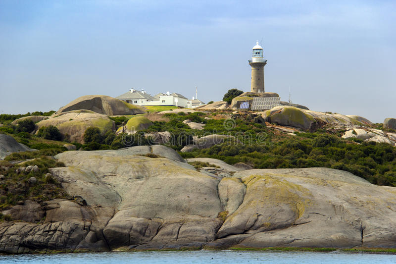 Остров Montague стоковое изображение