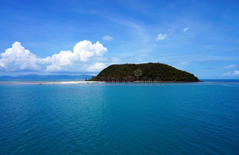 Остров Nai Tae Koh стоковая фотография rf