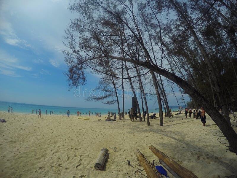Остров pai Mai стоковые изображения rf