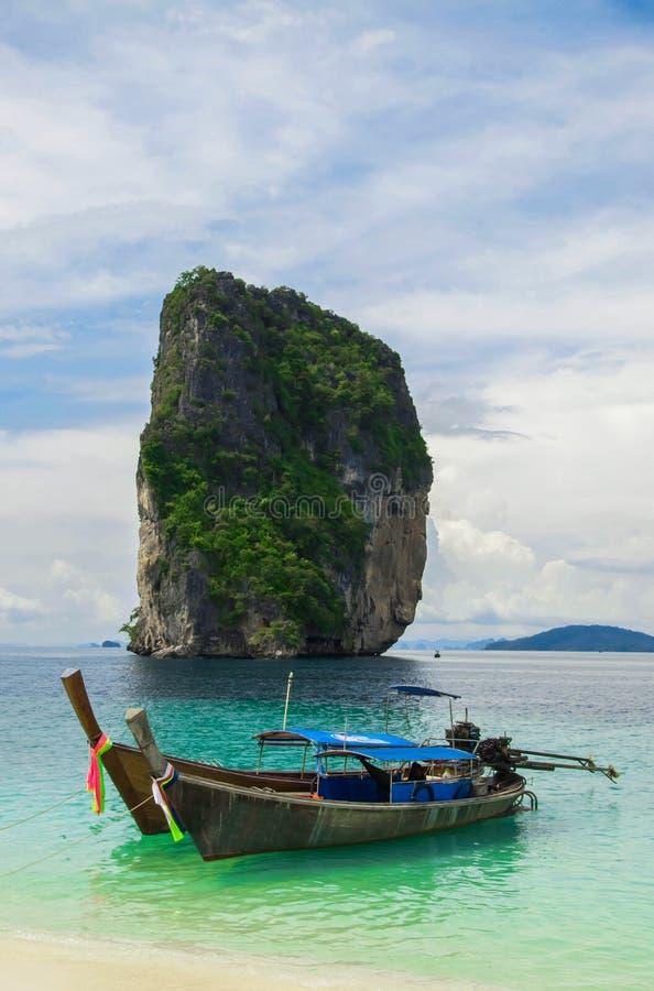 Остров Poda стоковые фото