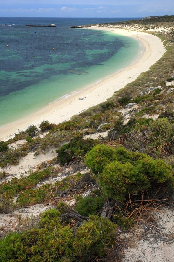 Остров Rottnest, западная Австралия стоковое изображение
