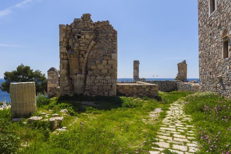 Остров Samos стоковая фотография