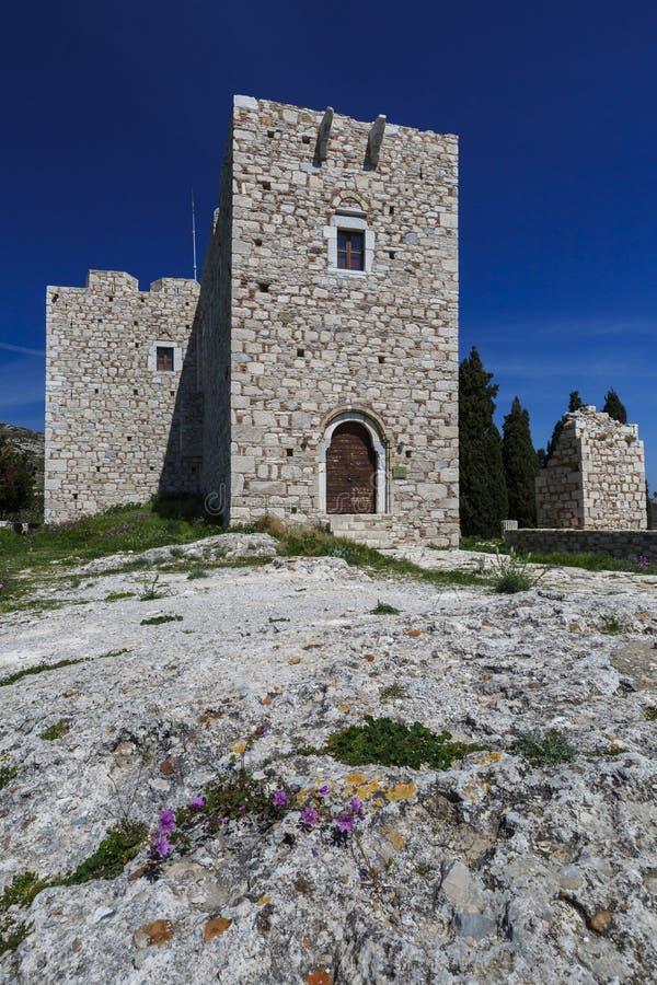 Остров Samos стоковая фотография rf