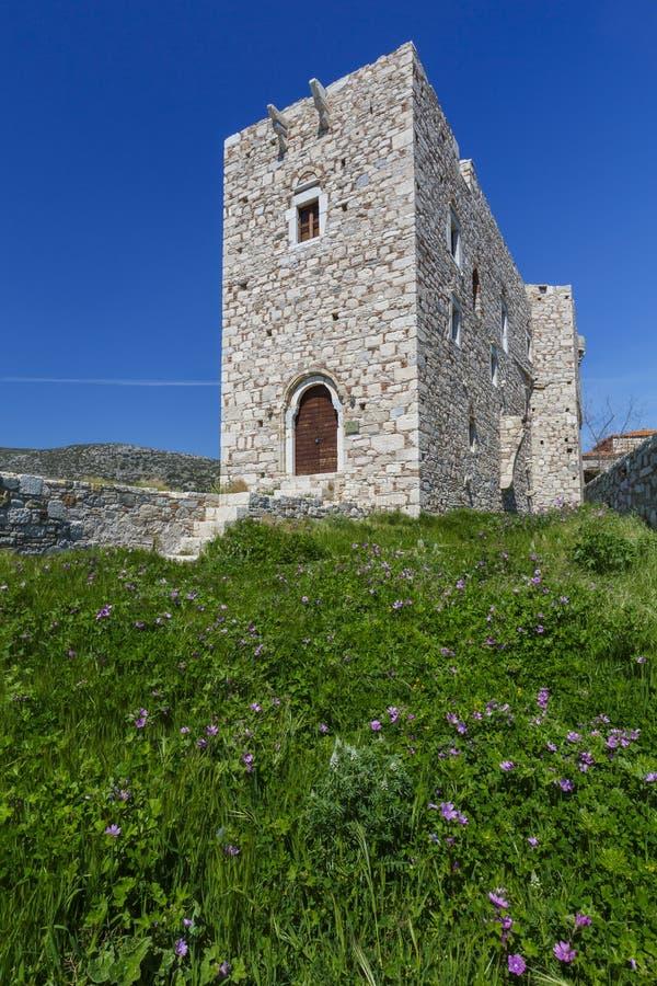 Остров Samos стоковые изображения rf