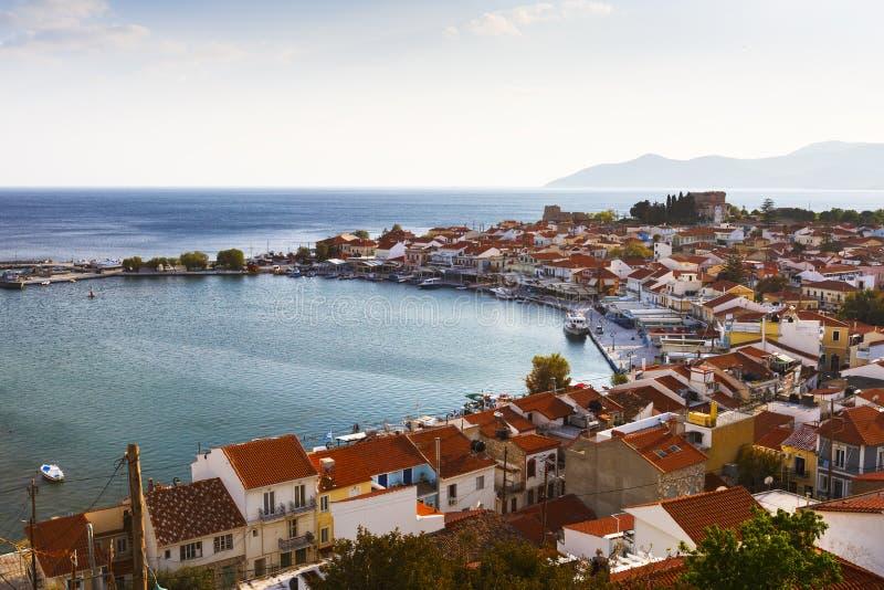 Остров Samos стоковые фотографии rf