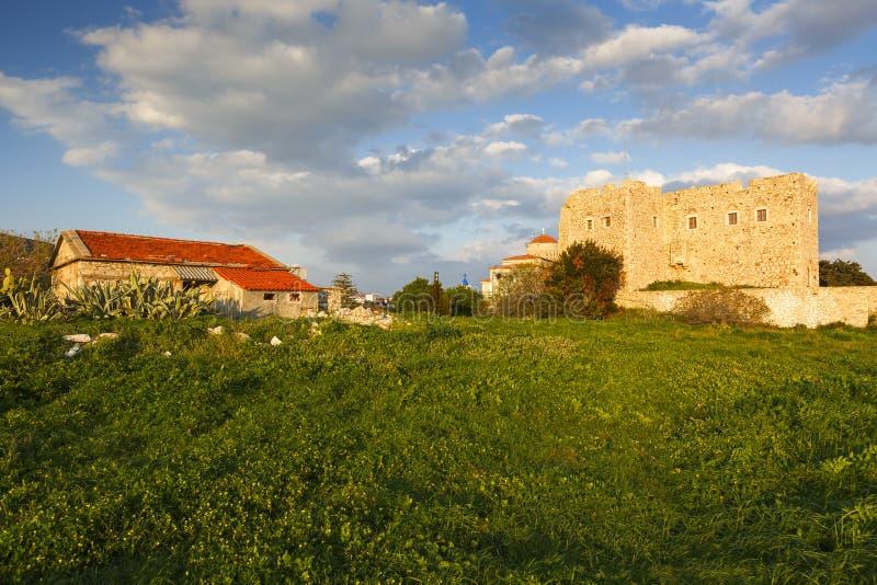 Остров Samos стоковое изображение
