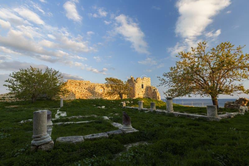 Остров Samos стоковые изображения