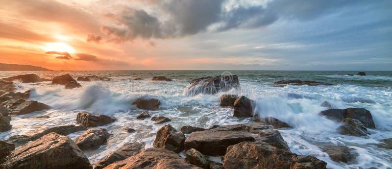 Остров, St Ives стоковое фото rf