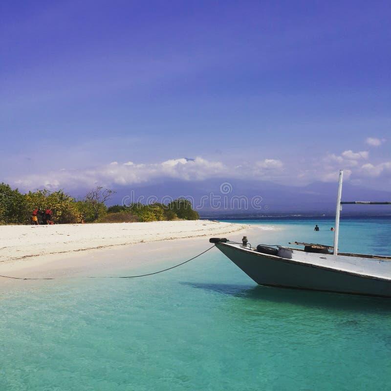 Остров Tabuhan стоковая фотография rf