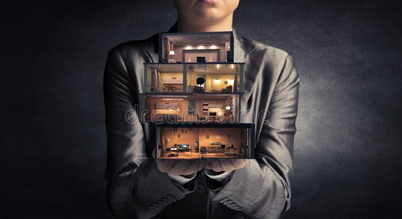 Download Осуществите вашу внутреннюю мечту Мультимедиа Стоковое Изображение - изображение насчитывающей имущество, внутрь: 81809215