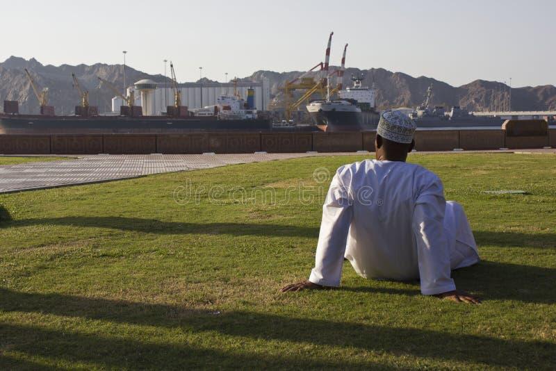 Download Ослаблять в Омане редакционное фото. изображение насчитывающей корабль - 41659586