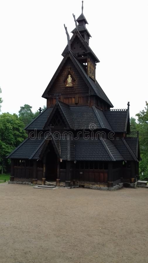 Осло стоковая фотография