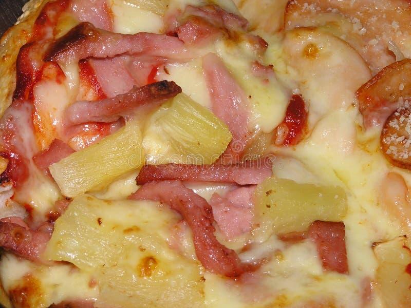 отбензинивание пиццы стоковые изображения