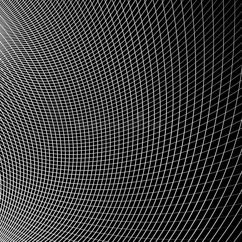 Download Отверстие щетки динамических изогнутых линий абстрактная геометрическая картина Иллюстрация вектора - иллюстрации насчитывающей геометрическо, миллиардера: 81803326